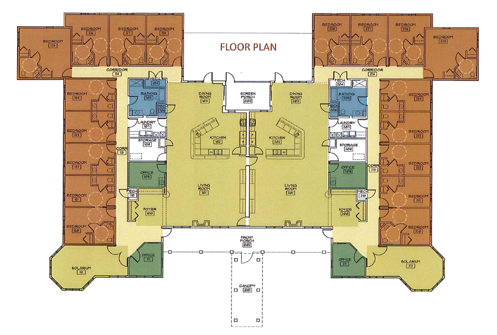 Albert Lea floor plans