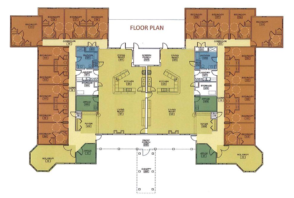 isanti Lea floor plans